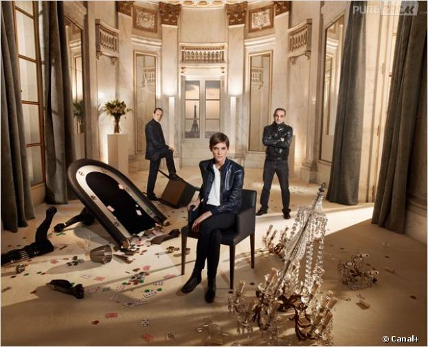Mafiosa prendra fin en 2014 sur Canal+
