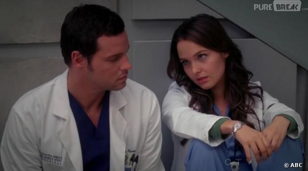 Quel avenir pour Jo et Alex dans Grey's Anatomy ?