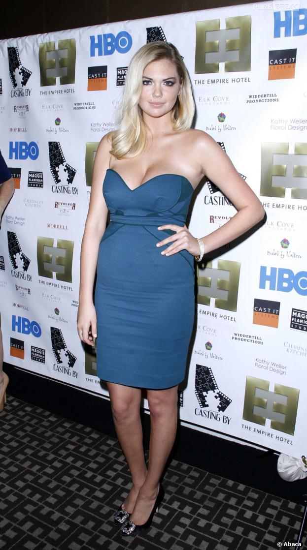 Kate Upton dans le catalogue Victoria's Secret après les critiques de la marque
