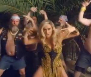 Kesha, son clip Crazy Kids dévoilé