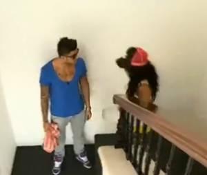 Shanna et Thibault se disputent dans Les Marseillais à Cancun