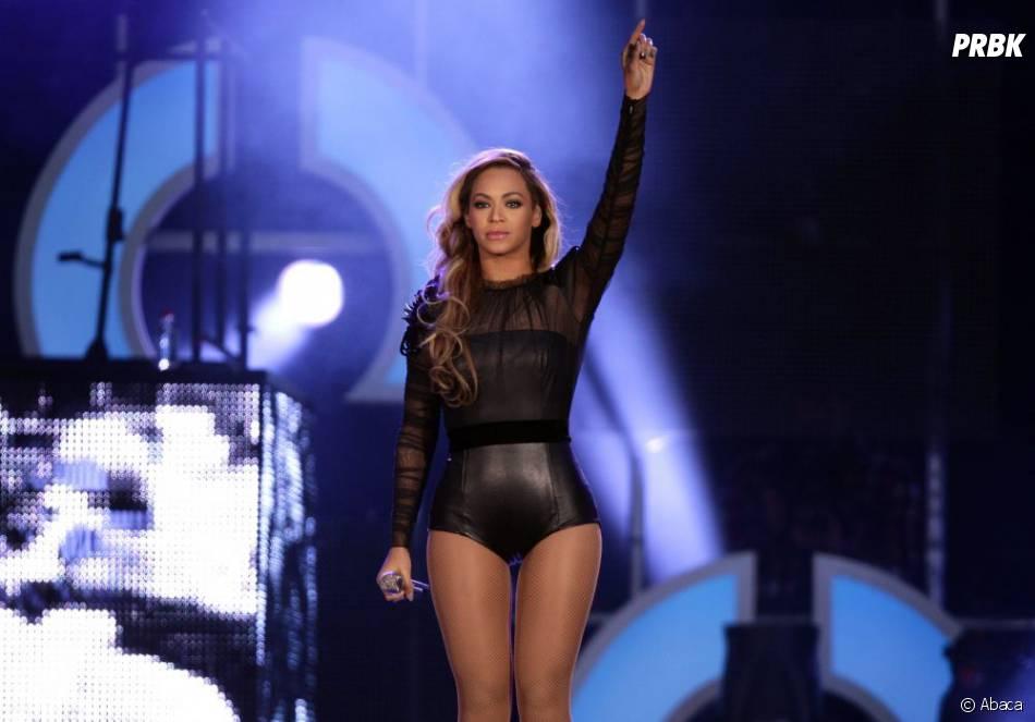 Beyoncé a accepté les photographes au concert Sound for Change
