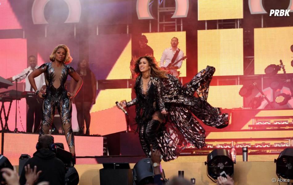 Jennifer Lopez s'est donnée à fond au concert Sound for Change