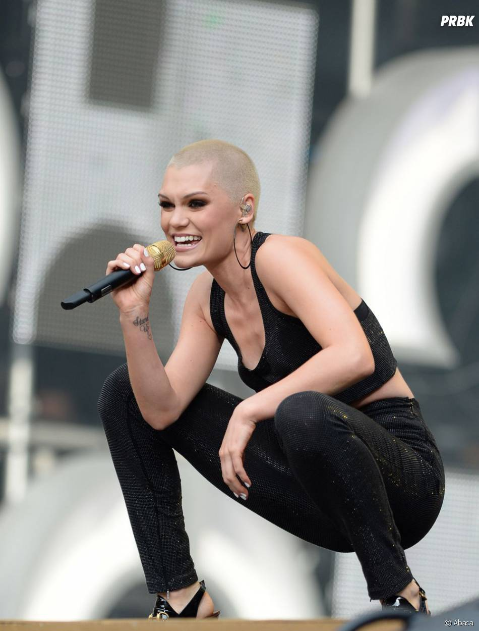 Jessie J très en forme au concert Sound for Change
