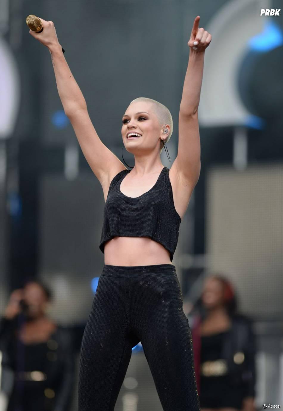 Jessie J au concert Sound for Change