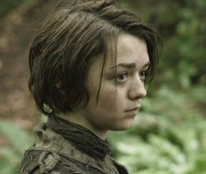 Arya était presque rénuie avec sa famille dans Game of Thrones