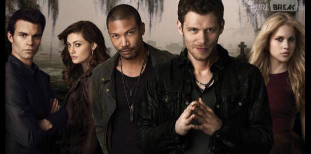 Une actrice de Vampire Diaries scénariste pour The Originals