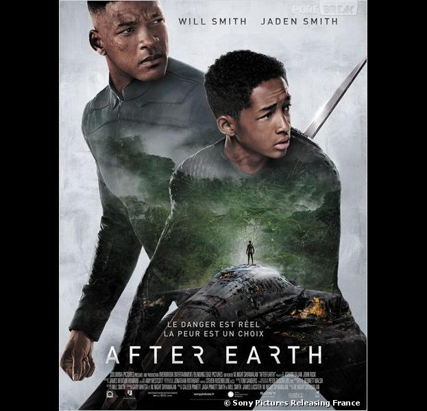 Will Smith et Jaden à l'affiche de After Earth, qui sortira le 5 juin au cinéma
