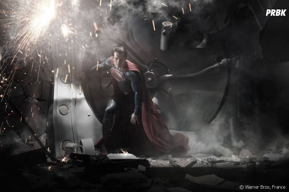Henry Cavill rêve d'un duel de super-héros