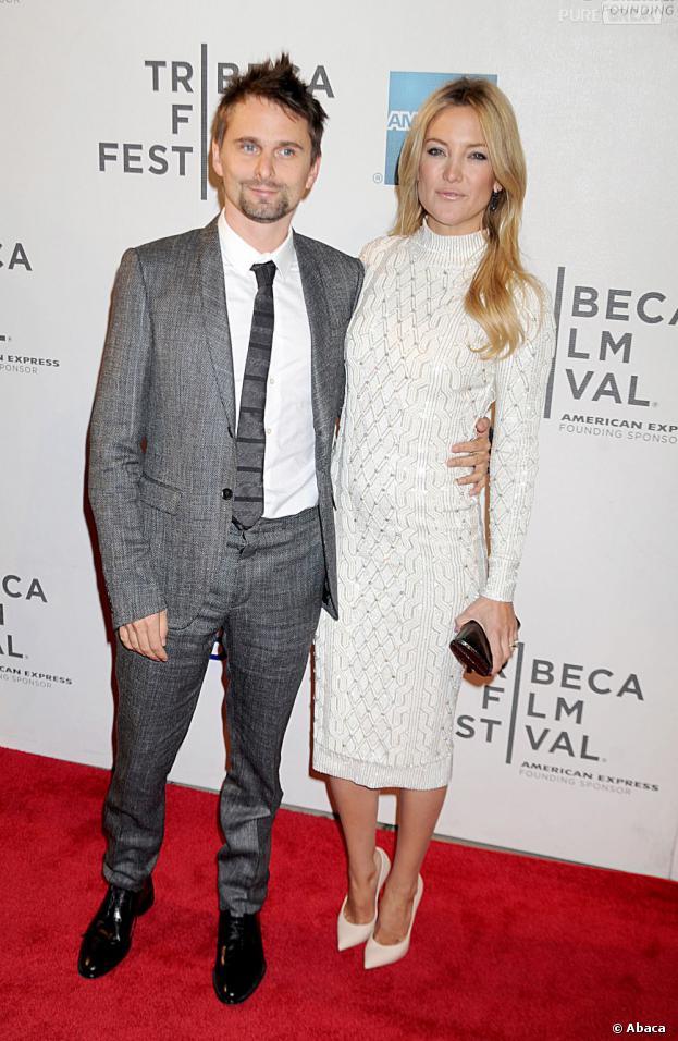 Kate Hudson et Matthew Bellamy pourraient se marier en 2014