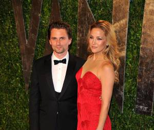 Kate Hudson et Matthew Bellamy sont fiancés depuis bientôt deux ans