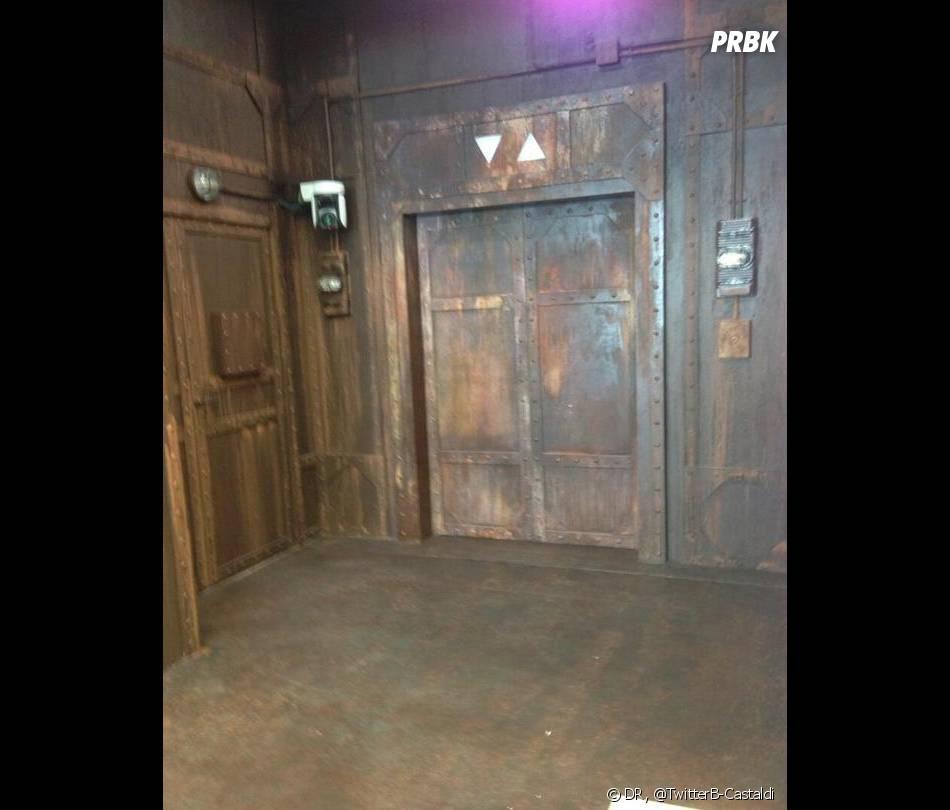 Secret Story 7 : le mystérieux ascenseur dévoilé.