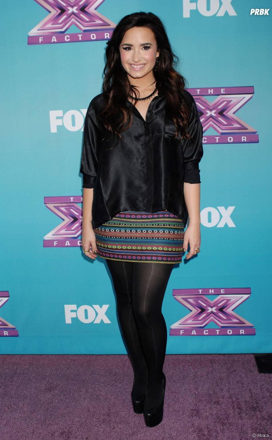 Demi Lovato parle de son expérience