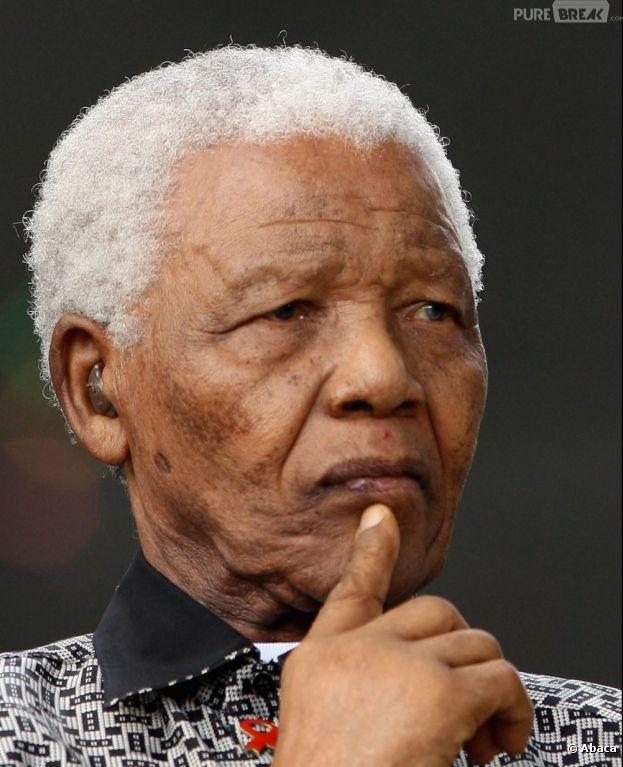 Nelson Mandela a été hospitalisé ce samedi 8 juin