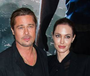 World War Z : Brad Pitt et Angelina Jolie font la promo du film à Paris