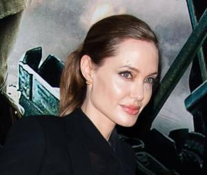World War Z : Angelina Jolie à Paris pour l'avant-première du film