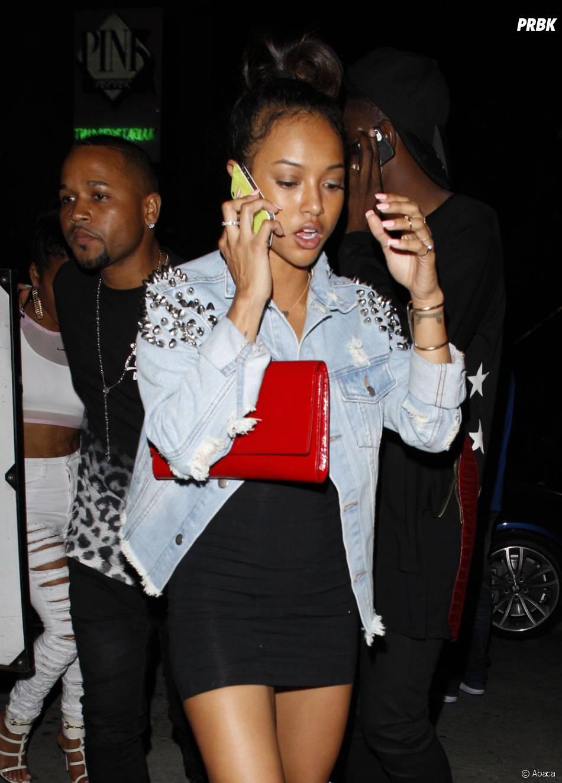 Chris Brown passe du temps avec Karrueche Tran, son ex et re-copine ?