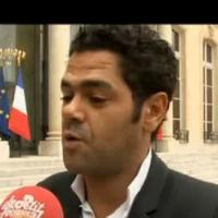 "Jamel Debbouze : sa blague Joe Dalton sur Nicolas Sarkozy ? ""Faudra la couper au montage"""