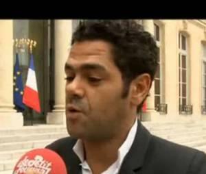 Jamel Debbouze regrette sa blague sur Nicolas Sarkozy