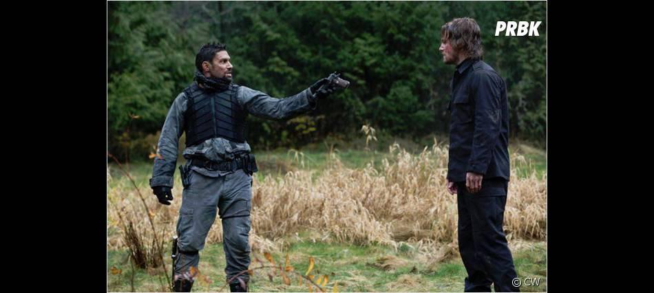 Arrow saison 2 :Slade Wilson bientôt face à Oliver Queen
