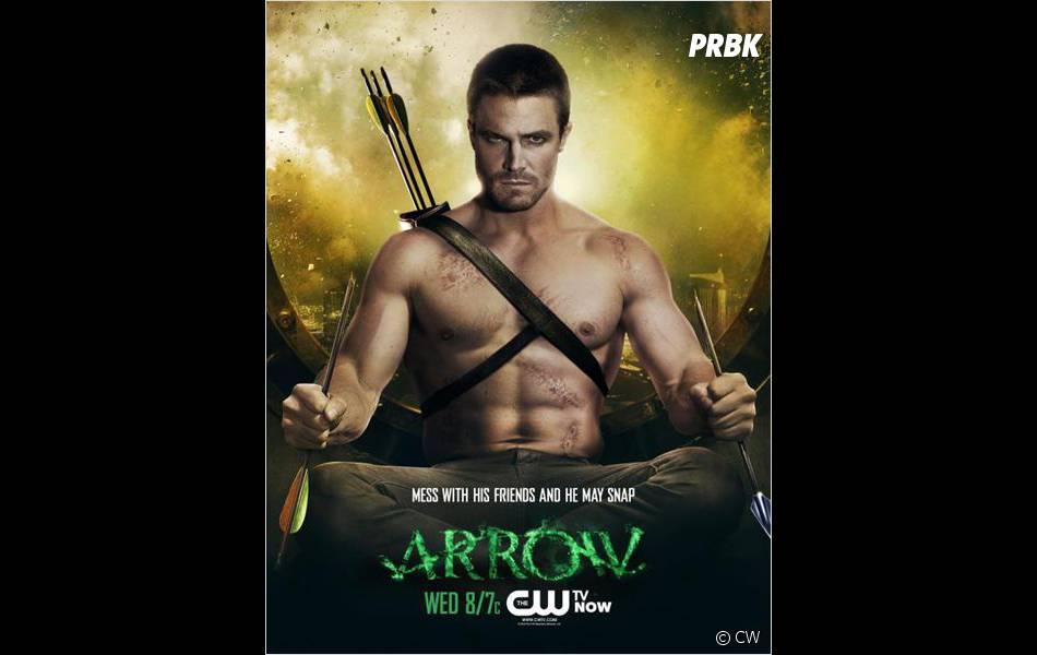 Arrow saison 2 : Oliver va faire face à de nouveaux personnages