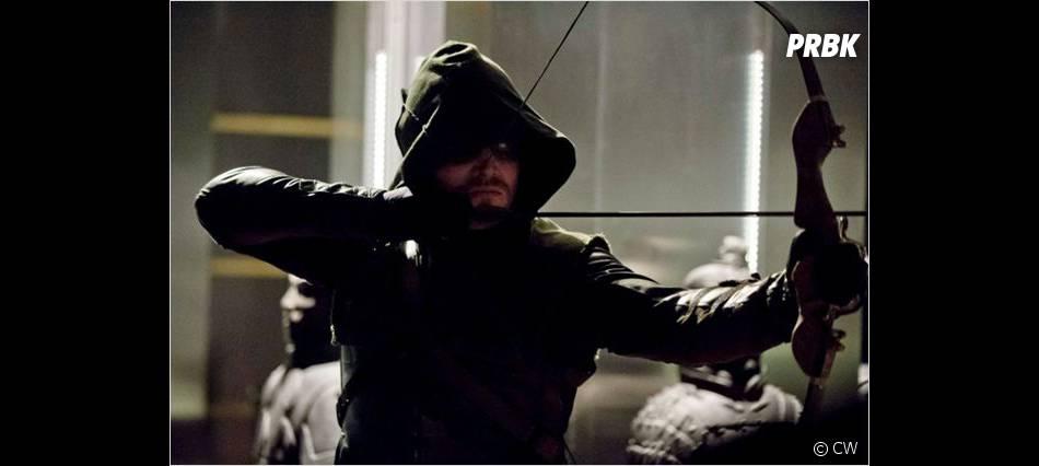 Arrow saison 2 : le coeur d'Oliver bientôt conquis ?