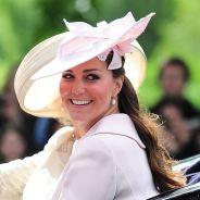 """Kate Middleton enceinte et élégante : dernière sortie """"so chic"""" avant l'accouchement"""