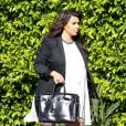 Kim Kardashian n'est pas une fashionista hors pair à Los Angeles le 29 mai 2013.