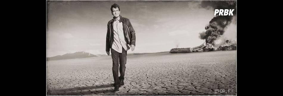Charlie Sheen : Anger Management au coeur d'une polémique