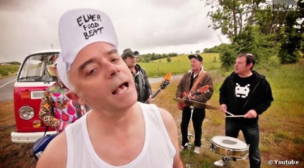 Clip Elmer Food Beat