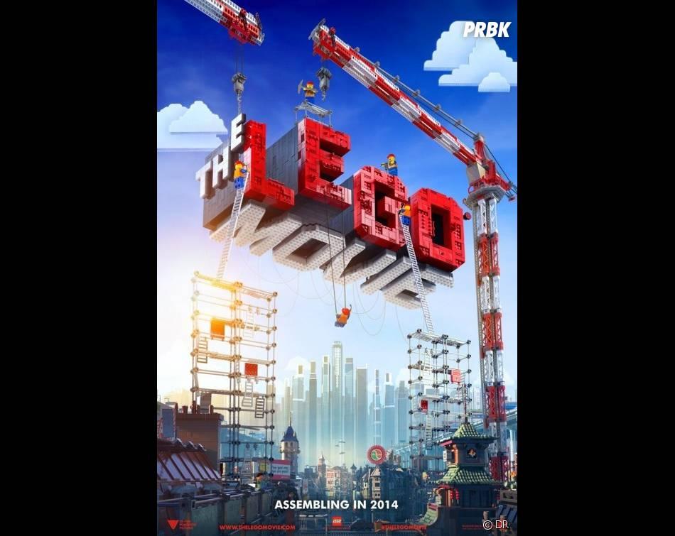 Lego, le film sortira en février 2014