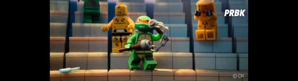 Lego, le film : Les Tortues Ninja seront présentes
