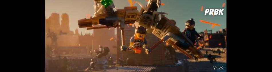Lego, le film : de l'action, de l'humour et du geek