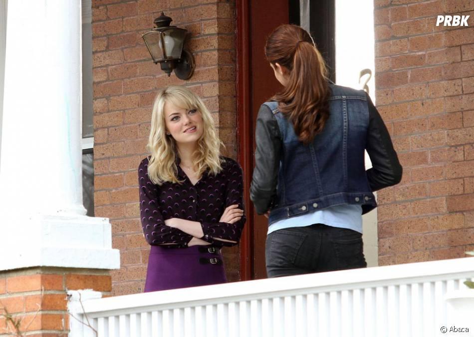 The Amazing Spider-Man 2 : Emma Stone ne va pas rencontrer Shailene Woodley