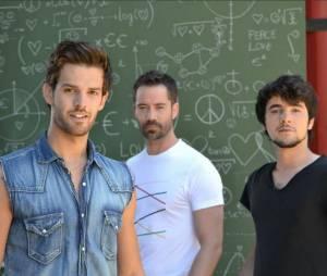 Emmanuel Moire, Louis Delort et Florent Torres, chanteurs engagés pour Unitaid