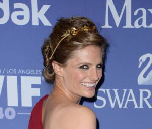 Stana Katic aux Lucy Awards le 12 juin 2013