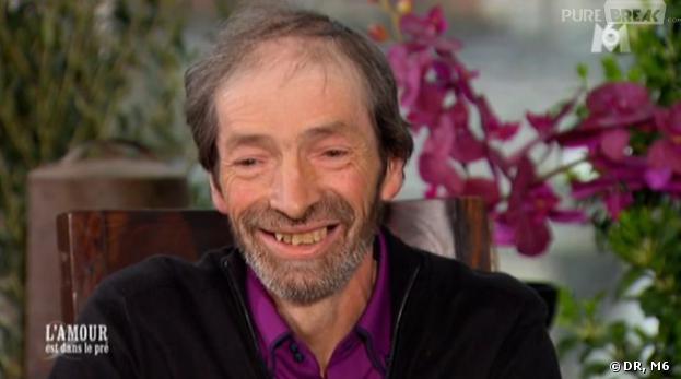L'amour est dans le pré 2013 : les dents de Jean-Louis font flop sur Twitter.