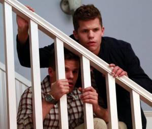 Max et Charlie Carver jouaient les jumeaux de Lynette et Tom dans Desperate Housewives