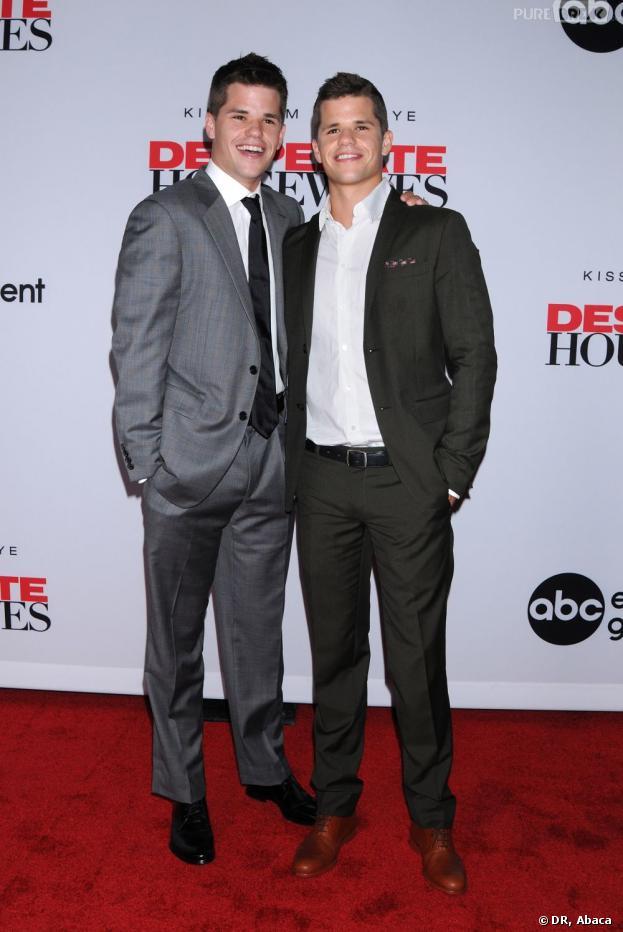 Max et Charlie Carver de Desperate Housewives au casting de The Leftovers sur HBO