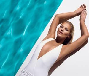 Kate Moss, nouvelle égérie nue des produits autobronzants St Tropez