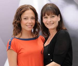 Johanna et Blanche Marci, mère et fille dans Plus Belle La Vie