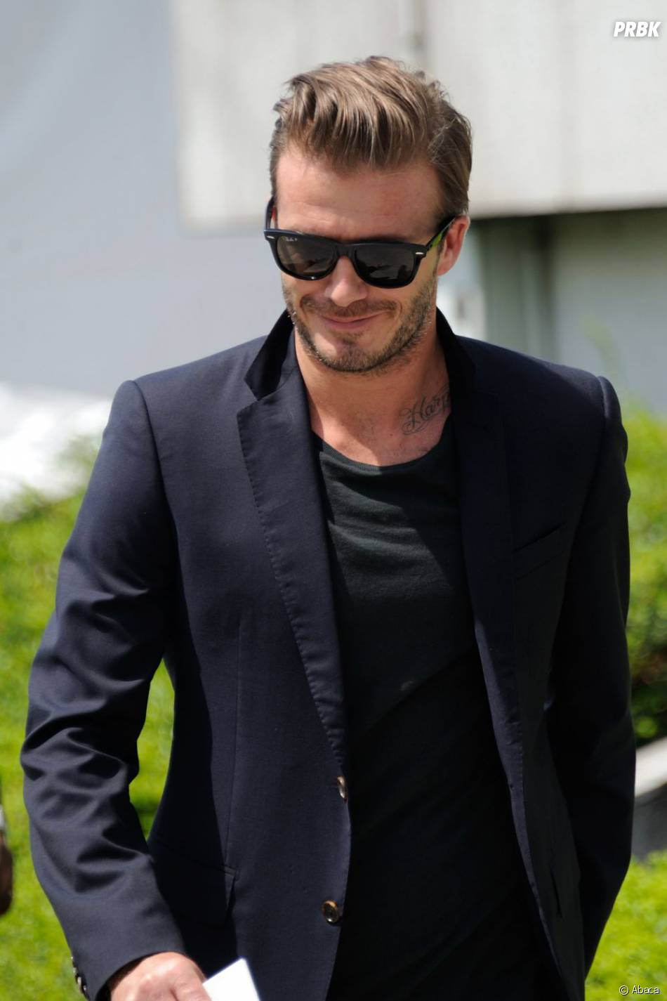 The Gallery For David Beckham Fashion Style 2013