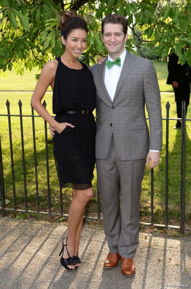 Matthew Morrison fiancé à Renee Puente
