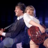 Taylor Swift : Red, le clip live et amoureux