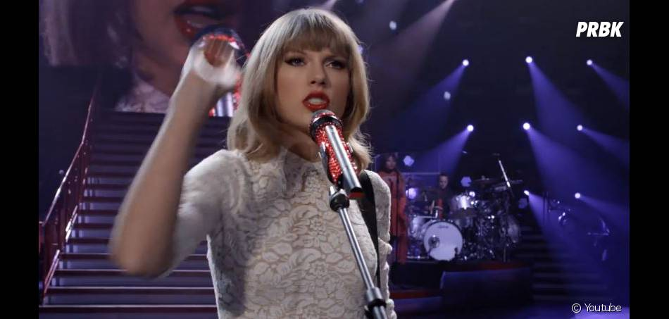 Red, le nouvel extrait du dernier album de Taylor Swift