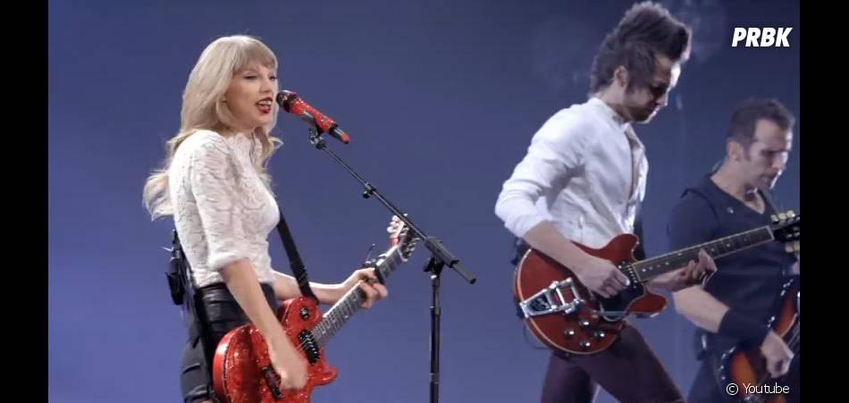 Red, le nouveau single de Taylor Swift