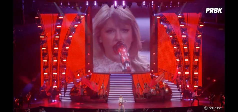 """L'album """"Red"""" de Taylor Swift est sorti en octobre 2012"""