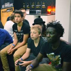 Les Petits Princes : les acteurs du film VS Purebreak pour une partie de FIFA 13 !