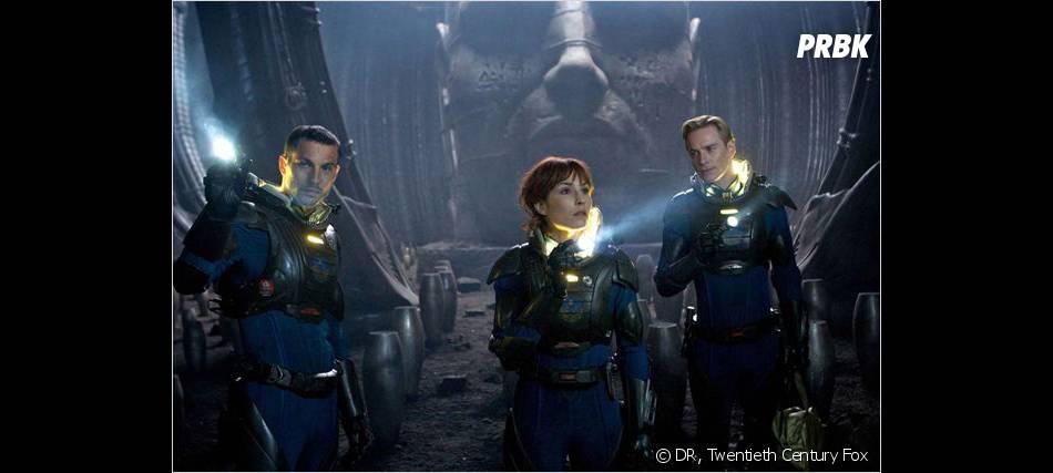 Prometheus : pas de suite au cinéma