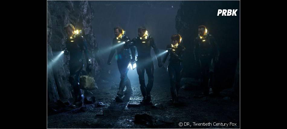 Prometheus : plus d'informations sur la suite durant le comic-con